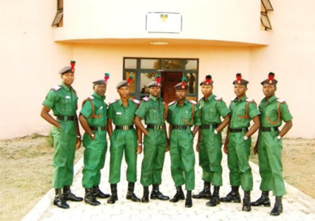 Nigerian Army Recruitment 2018 2019 Application Form Is