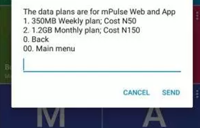 how to buy data on mtn
